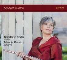 Elisabeth Möst - Accento Austria, CD