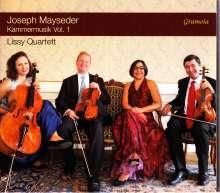 Joseph Mayseder (1789-1836): Kammermusik Vol. 1, CD