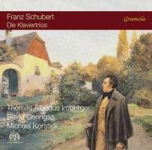 Franz Schubert (1797-1828): Klaviertrios Nr.1 & 2, 2 Super Audio CDs