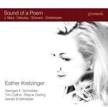 Esther Kretzinger - Sound of a Poem, CD