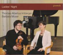 Thomas Albertus Irnberger & Barbara Moser, Super Audio CD