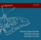 Pandolfis Consort - Imagination, CD