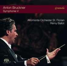 Anton Bruckner (1824-1896): Symphonie Nr.5, 2 SACDs