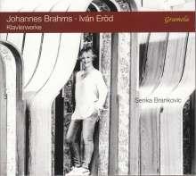 Ivan Eröd (geb. 1936): Brahms-Variationen op.57, CD