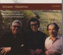 Franz Schubert (1797-1828): Klaviertrios Nr.1 & 2, CD