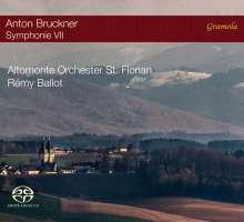 Anton Bruckner (1824-1896): Symphonie Nr.7, SACD