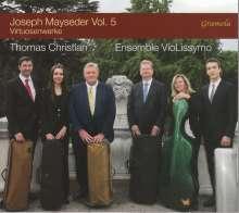 Joseph Mayseder (1789-1836): Kammermusik Vol. 5, CD