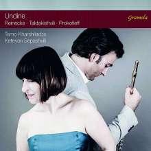 Temo Kharshiladze - Undine, CD