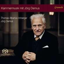 Thomas Albertus Irnberger & Jörg Demus spielen Violinsonaten, 3 Super Audio CDs