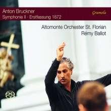 Anton Bruckner (1824-1896): Symphonie Nr.2, 2 SACDs