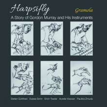 Harpsifly - A Story of Gordon Murray and His Instruments, CD