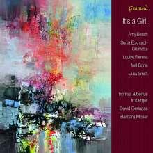 It's a Girl! - Klaviertrios von Komponistinnen, Super Audio CD