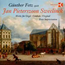Jan Pieterszoon Sweelinck (1562-1621): Werke für Cembalo & Orgel, CD