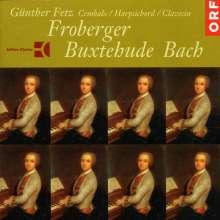 Günther Fetz - Cembalowerke, CD