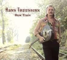 Hans Theessink: Slow Train (180g), LP