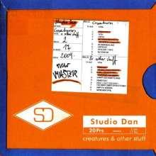 Studio Dan: Creatures & Other Stuff, CD