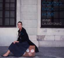 Anna Lauvergnac (geb. 1966): Coming Back Home, CD