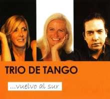 Trio De Tango: ...vuelvo al sur, CD