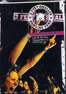 3 Feet Smaller: Bowling Punk - Live At The WUK 2005, DVD