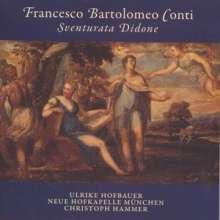 Francesco Bartolomeo Conti (1681-1732): Kantaten, CD
