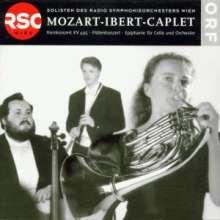 Andre Caplet (1878-1925): Epiphanie für Cello & Orchester, CD