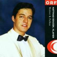 Matthias Soucek - Walzer & Polkas, CD