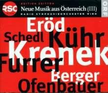 Neue Musik aus Österreich III, 2 CDs