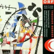 Theodor Berger (1905-1992): Violinkonzert, CD