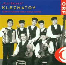 Ale Brider: Klezmatov, CD