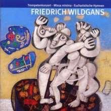 Friedrich Wildgans (1913-1965): Konzert für Trompete,Streichorchester & Schlagwerk, CD
