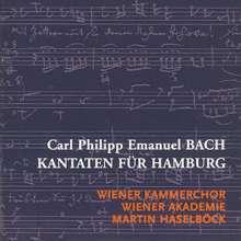 Carl Philipp Emanuel Bach (1714-1788): Kantaten für Hamburg, 2 CDs
