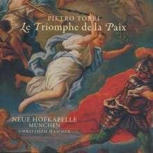 Pietro Torri (1650-1737): Le Triomphe de la Paix, SACD