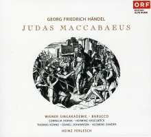 Georg Friedrich Händel (1685-1759): Judas Maccabaeus, 2 Super Audio CDs