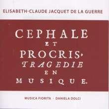 Elisabeth-Claude Jacquet de la Guerre (1665-1729): Cephale & Procris, 2 CDs