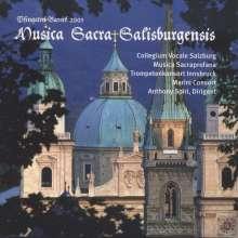 Musica Sacra Salisburgensis, CD