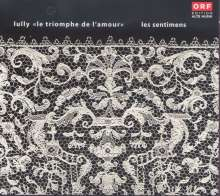 Jean-Baptiste Lully (1632-1687): Le Triomphe de l'Amour, CD