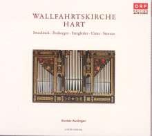 Gustav Auzinger - Wallfahrtskirche Hart, CD