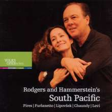 Rodgers & Hammerstein: South Pacific, CD