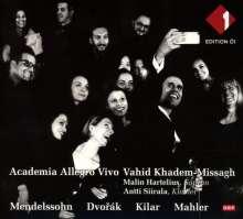 Gustav Mahler (1860-1911): Symphonie Nr.4 (Bearbeitung für Kammerensemble von Erwin Stein), 2 CDs
