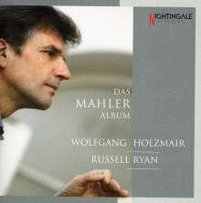 Wolfgang Holzmair - Das Mahler Album, CD