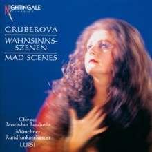 Edita Gruberova singt Wahnsinnsszenen, CD