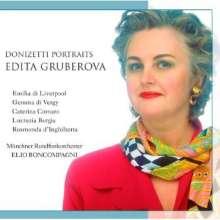 Edita Gruberova - Donizetti Portraits, CD