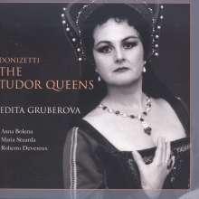 Edita Gruberova - Donizetti's Tudor Queens, CD