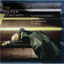 "Edita Gruberova Edition Vol.1 - ""Queen of Belcanto"", CD"