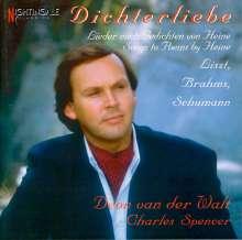 Deon van der Walt singt Heine-Lieder, CD
