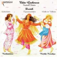 Edita Gruberova singt Lieder, CD