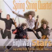 Spring String Quartet: Highway Stars, CD