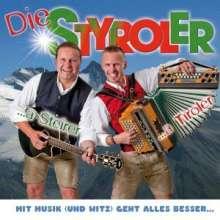 Die Styroler: Mit Musik und Witz geht alles besser, CD