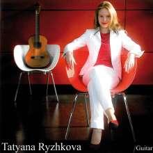 Tatyana Ryzhkova - Gitarre, CD