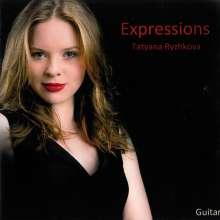 Tatyana Ryzhkova - Expressions, CD